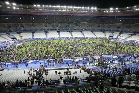 Deschamps: 'Chúng tôi không sợ khủng bố' - ảnh 1