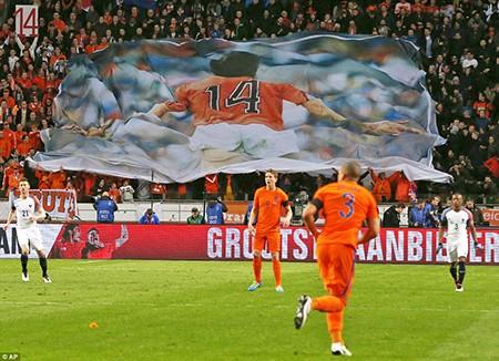 Pháp hạ Hà Lan trong trận ngày tưởng nhớ Cruyff - ảnh 3