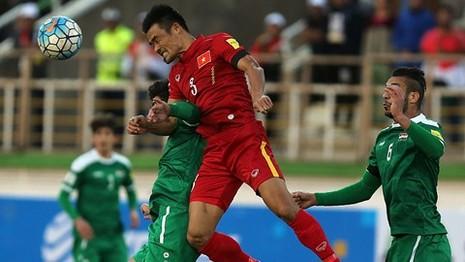 Iraq 1-0 Việt Nam: Tiếc! - ảnh 2