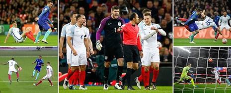 Đức 'đè bẹp' Ý, Anh 'phơi áo' trước Hà Lan - ảnh 4