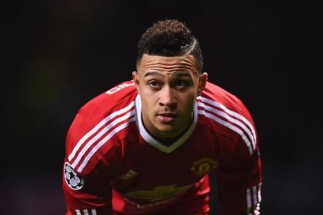 Lộ mức phí chuyển nhượng của Depay đến Man United - ảnh 1
