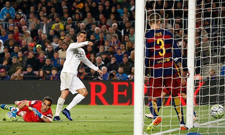 4 điểm nhấn giúp Real thắng Barca trong trận Siêu kinh điển - ảnh 1