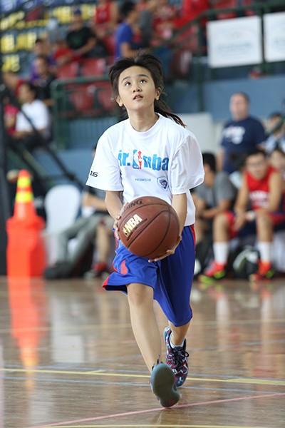 5.500 trẻ em được tập bóng rổ miễn phí - ảnh 2
