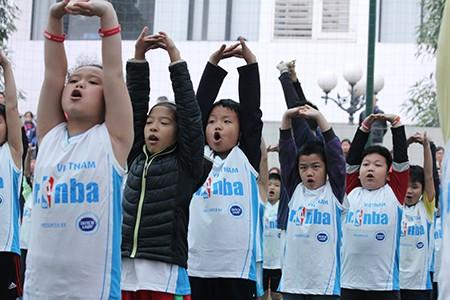 5.500 trẻ em được tập bóng rổ miễn phí - ảnh 3