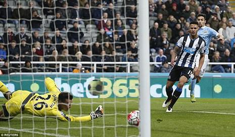 Newcastle United 1-1 Man. City: Ghìm nhau cùng 'chết'! - ảnh 3