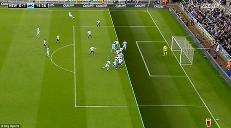Newcastle United 1-1 Man. City: Ghìm nhau cùng 'chết'! - ảnh 1