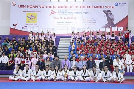 TP.HCM có thể tổ chức nhiều sự kiện võ thuật tầm cỡ - ảnh 2