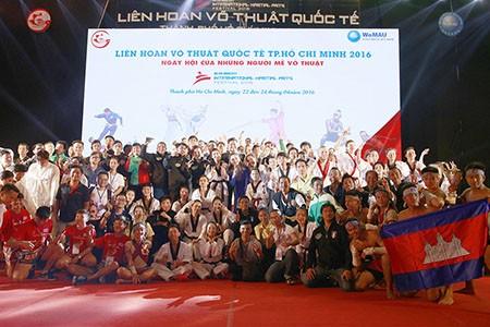 TP.HCM có thể tổ chức nhiều sự kiện võ thuật tầm cỡ - ảnh 4