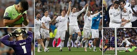Real hội ngộ Atletico tại chung kết nhờ bàn phản lưới nhà - ảnh 1