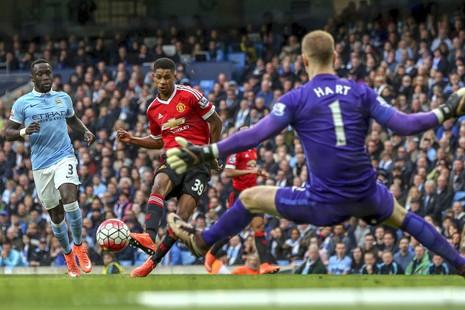 Ronaldo: 'Tôi thấy bản thân mình khi nhìn Rashford chơi bóng' - ảnh 2