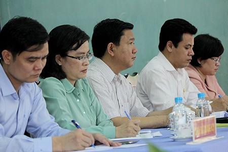 Ứng cử viên Đinh La Thăng: 'Chúng tôi nói là làm, hứa là phải thực hiện' - ảnh 2