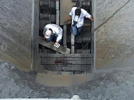 Bị băng chuyền cuốn, một công nhân tử vong - ảnh 1