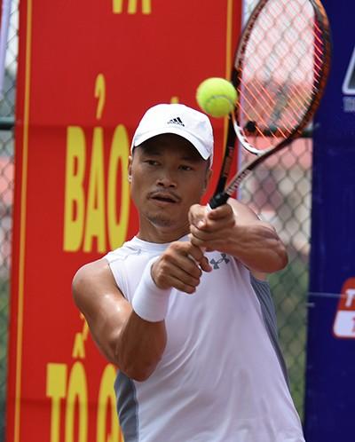 Quần vợt Công an nhân dân vô địch đồng đội - ảnh 1