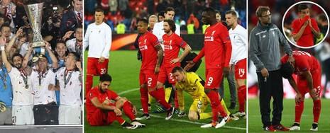 Ngược dòng hạ Liverpool, Sevilla 3 lần liên tiếp vô địch Europa League - ảnh 1