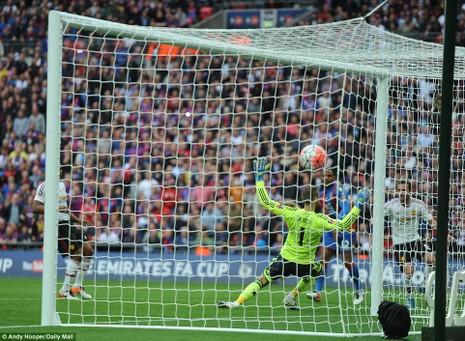 Lingard tỏa sáng, Man Utd vô địch FA Cup đầy kịch tính - ảnh 2