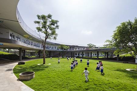 Hiện thực ngôi trường vào top 30 công trình đẹp nhất thế giới - ảnh 4