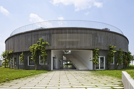 Hiện thực ngôi trường vào top 30 công trình đẹp nhất thế giới - ảnh 15