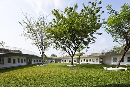 Hiện thực ngôi trường vào top 30 công trình đẹp nhất thế giới - ảnh 6