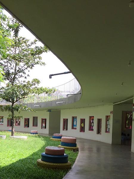 Hiện thực ngôi trường vào top 30 công trình đẹp nhất thế giới - ảnh 9