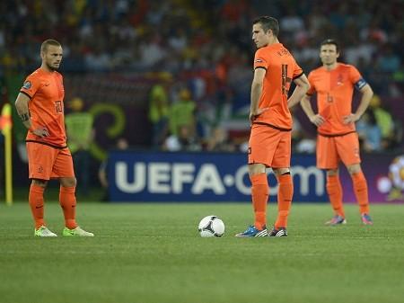 Euro 2012: Lịch sử lại gọi tên Tây Ban Nha - ảnh 1