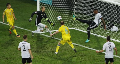 Đức 2-0 Ukraine: Xe tăng Đức tăng tốc nhẹ nhàng - ảnh 2