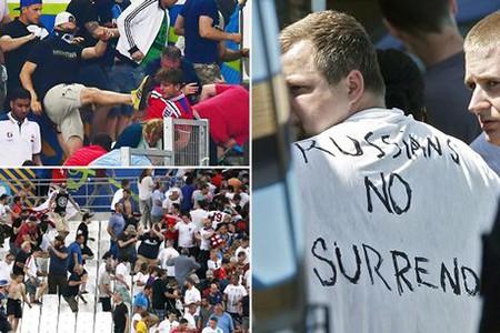 Nóng: Nga bị UEFA phạt nặng vì cổ động viên làm loạn - ảnh 2