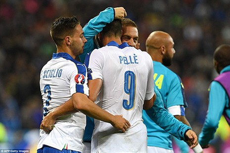 Ý 2-0 Bỉ: Bản lĩnh thiên thanh! - ảnh 8