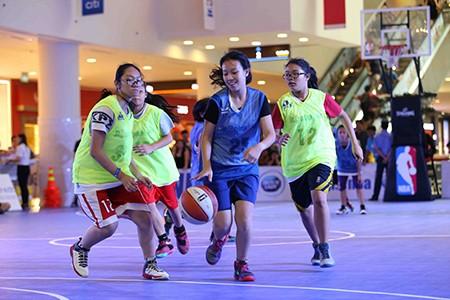 15 VĐV tài năng bóng rổ ra nước ngoài du đấu - ảnh 4