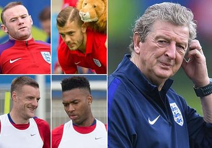 HLV Hodgson 'đánh bạc' trong trận cầu 'sinh tử' của tuyển Anh - ảnh 1