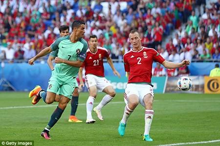 Thống kê Euro 2016: Gọi tên Ronaldo, Bale, Kross - ảnh 1