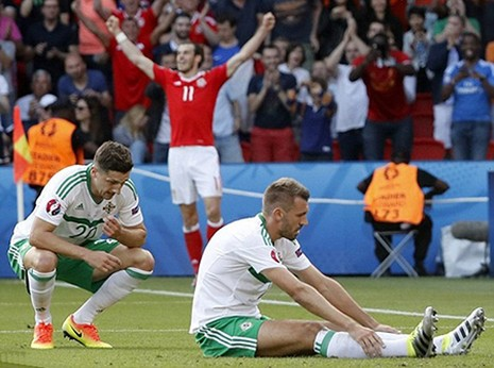 Bale tỏa sáng, xứ Wales viết tiếp giấc mơ - ảnh 2