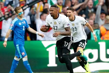 Đức 3-0 Slovakia: 'Xe tăng' thẳng tiến! - ảnh 2