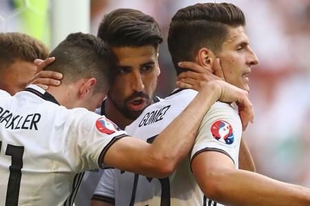 Đức 3-0 Slovakia: 'Xe tăng' thẳng tiến! - ảnh 9