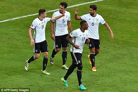 Đức 3-0 Slovakia: 'Xe tăng' thẳng tiến! - ảnh 10