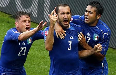 Ý - Tây Ban Nha 2-0: 'Bắn hạ bò tót!' - ảnh 1