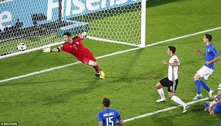 Thắng penalty đau tim, 'cỗ xe tăng' Đức vượt qua định mệnh! - ảnh 2
