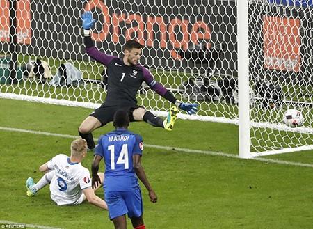 Thắng 'hủy diệt' Iceland, Pháp hẹn Đức ở bán kết Euro 2016 - ảnh 8
