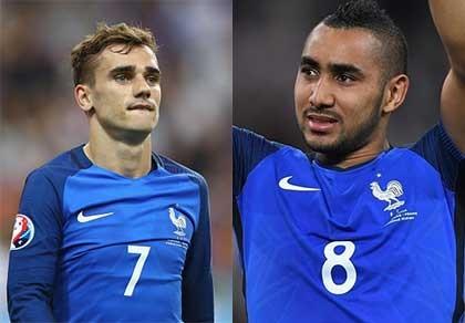 UEFA công bố giải cá nhân Euro 2016: Gọi tên Payet, Griezmann, Sanches - ảnh 1