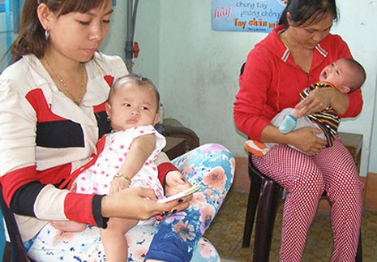 Khó đăng ký tiêm vaccine Pentaxim qua tổng đài 1080 - ảnh 1