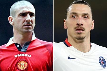 Đáp trả Cantona, Ibrahimovic tin mình sẽ là Thiên chúa ở M.U - ảnh 1