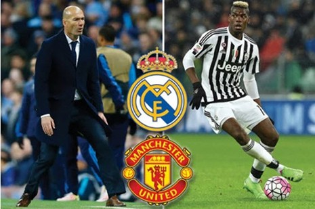 M.U nhận tin dữ vụ Pogba: Real Madrid đã vào cuộc - ảnh 1