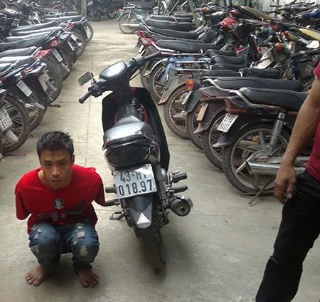 Nhà trọ có nhiều xe máy: 'Mồi ngon' của trộm cắp! - ảnh 2