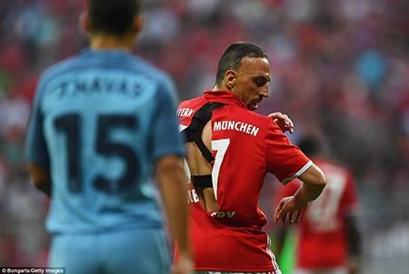 Guardiola bại trận trước 'tình cũ' Bayern trong ngày ra mắt Man. City - ảnh 2