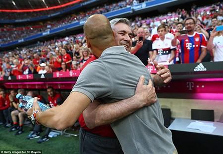 Guardiola bại trận trước 'tình cũ' Bayern trong ngày ra mắt Man. City - ảnh 6