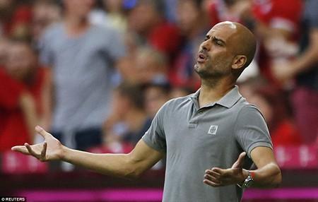 Guardiola bại trận trước 'tình cũ' Bayern trong ngày ra mắt Man. City - ảnh 10