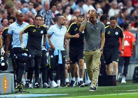 Guardiola bại trận trước 'tình cũ' Bayern trong ngày ra mắt Man. City - ảnh 12