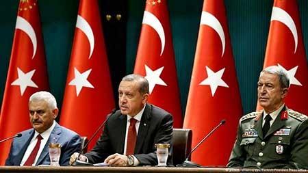 Trường tư, tổ chức bác ái ở Thổ Nhĩ Kỳ bị đóng cửa - ảnh 1