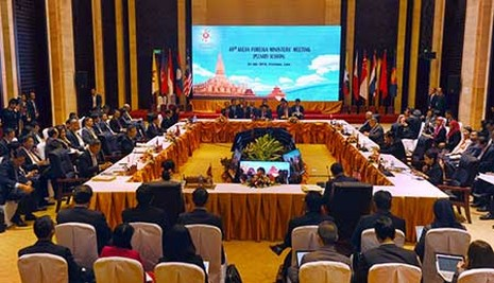 ASEAN kêu gọi tôn trọng pháp lý - ảnh 1