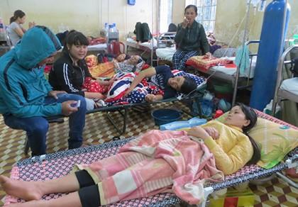Tây Nguyên bùng phát dịch sốt xuất huyết, 4 người chết - ảnh 1