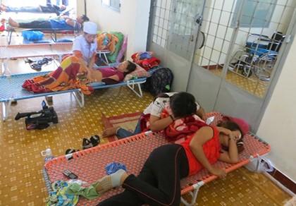Tây Nguyên bùng phát dịch sốt xuất huyết, 4 người chết - ảnh 2